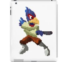 Pixel Falco Lombardi Star Fox Melee iPad Case/Skin