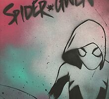 Spider-Gwen  by PeonyPaints