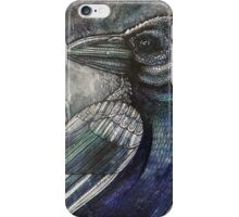 Storm Crow iPhone Case/Skin