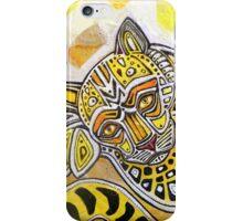 Lazy Leopard iPhone Case/Skin