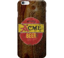 ACME Worn Out iPhone Case/Skin