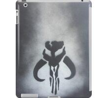Steam Fett  iPad Case/Skin