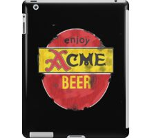 ACME Worn Out iPad Case/Skin