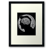 A Dimension of Mind Framed Print