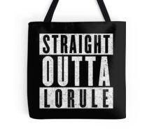 Lorulean with Attitude Tote Bag