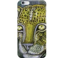 Hunting Leopard iPhone Case/Skin