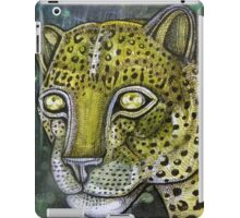 Hunting Leopard iPad Case/Skin