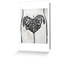 Fertility Series Greeting Card