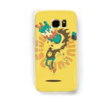 Acid Eyes Samsung Galaxy Case/Skin