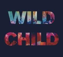 Wild Child Kids Tee