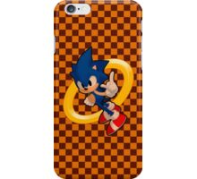 Sonic Ring iPhone Case/Skin