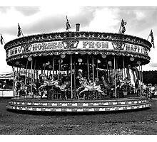 Fair Ground Photographic Print
