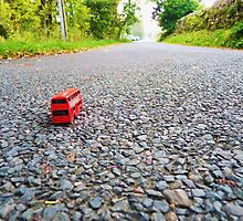 Little Red Bus - Life on the Road by EmilyMead
