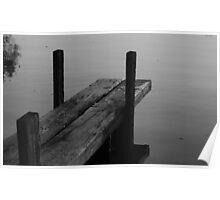 """Plank Dock"" Poster"