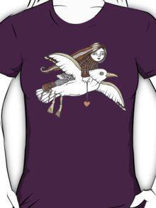 Frannies Flight Tee T-Shirt