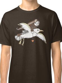 Frannies Flight Tee Classic T-Shirt