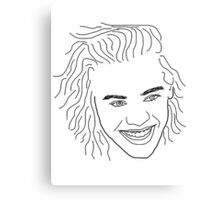 Harry Head Canvas Print