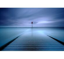 Beacon Blue Photographic Print