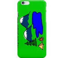 Camping - Simple Things iPhone Case/Skin