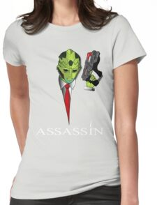 Assassin Womens Fitted T-Shirt