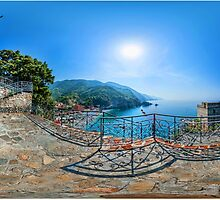 Monterosso - San Francisco by randymir