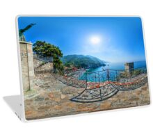 Monterosso - San Francisco Laptop Skin