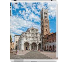 San Martino - Lucca iPad Case/Skin