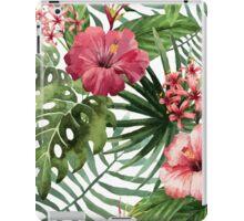 Floral Pattern iPad Case/Skin