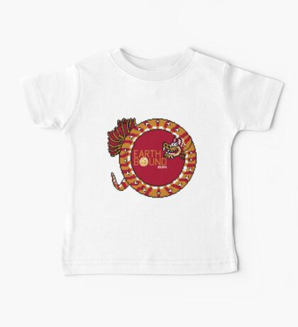 EarthBound Zero - Dragon Title Baby Tee