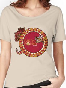 EarthBound Zero - Dragon Title Women's Relaxed Fit T-Shirt