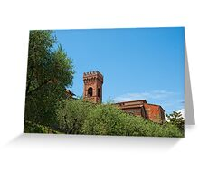 Montecarlo Italy Greeting Card