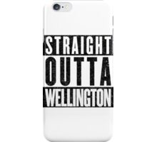 Wellington Represent! iPhone Case/Skin