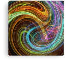 Countless Colors Canvas Print