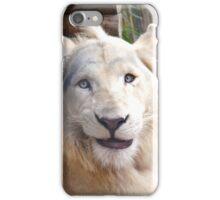 I ain't lion! iPhone Case/Skin