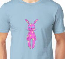 Purple Bunny Unisex T-Shirt