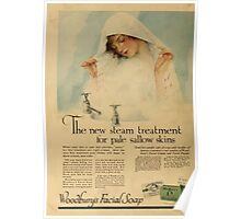 Advertisements Photoplay Magazine September through December 1918 0376 Woodbury's Facial Soap Poster