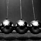 Newton's Cradle by Leeanne Middleton