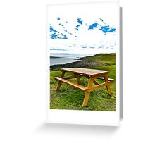 Grand Passage Lighthouse II, Brier Island Greeting Card