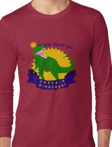 We Wave Our Tiny Arms! Long Sleeve T-Shirt