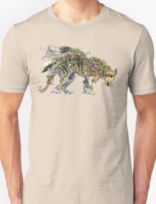 A Phantom in the Wilderness - The Thylacine. Unisex T-Shirt