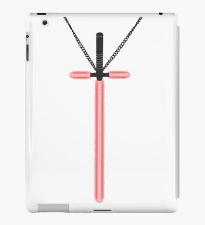 Lightsaber Cross iPad Case/Skin