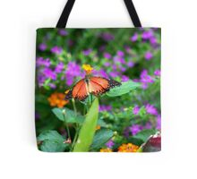 Butterfly Dances Tote Bag