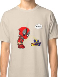 WADE! Classic T-Shirt