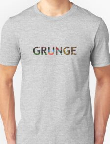 Grunge - iconic 90's records Unisex T-Shirt