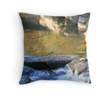 Mudlick Creek Throw Pillow