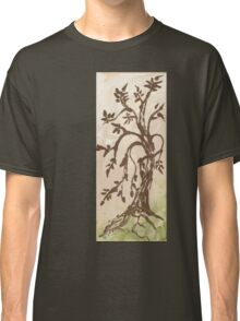 Young Willow Tree, Going With the Flow Classic T-Shirt