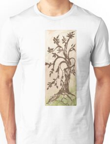 Young Willow Tree, Going With the Flow Unisex T-Shirt