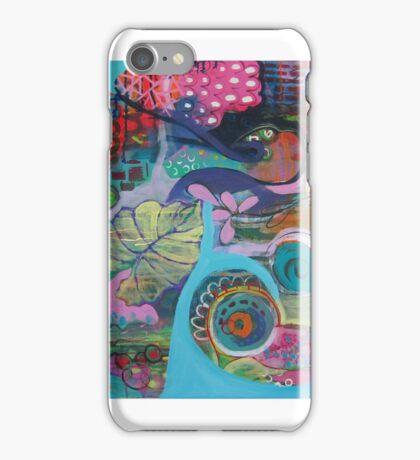 Rainbow Elephant iPhone Case/Skin