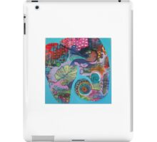 Rainbow Elephant iPad Case/Skin