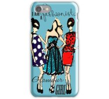 Fashionista Girls iPhone Case/Skin